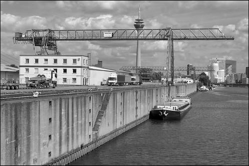 Hafen Düsseldorf