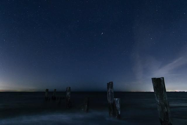 Night Sky over Lake Ontario 1079