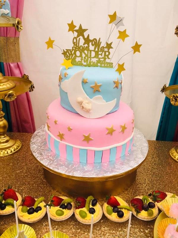 Cake by Genesis Cakes