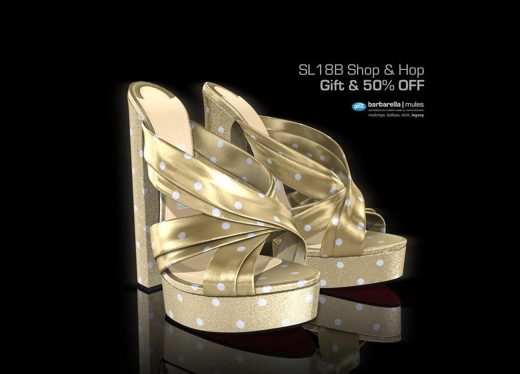 SL18B Shop & Hop
