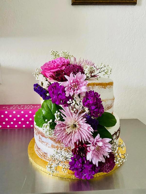 Cake by Nena's Bakery