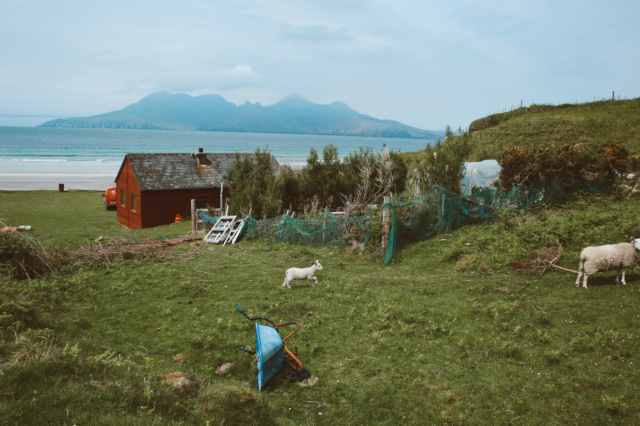The Little Magpie Scotland Guide Road to the Isles Mallaig (7)