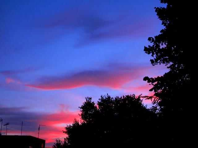Nell'ora del tramonto
