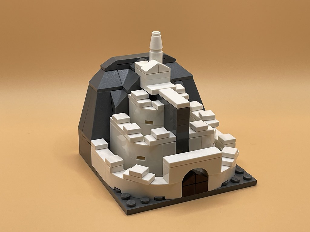 Minas Tirith by drbaggy