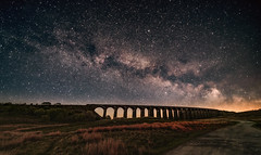 Milky Way and Ribblehead Viaduct - Explore No.65 - 17.06.2021