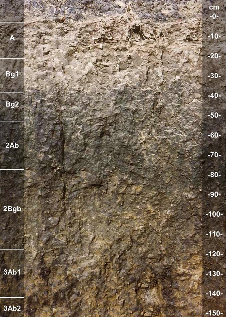 Southwest soil series IN