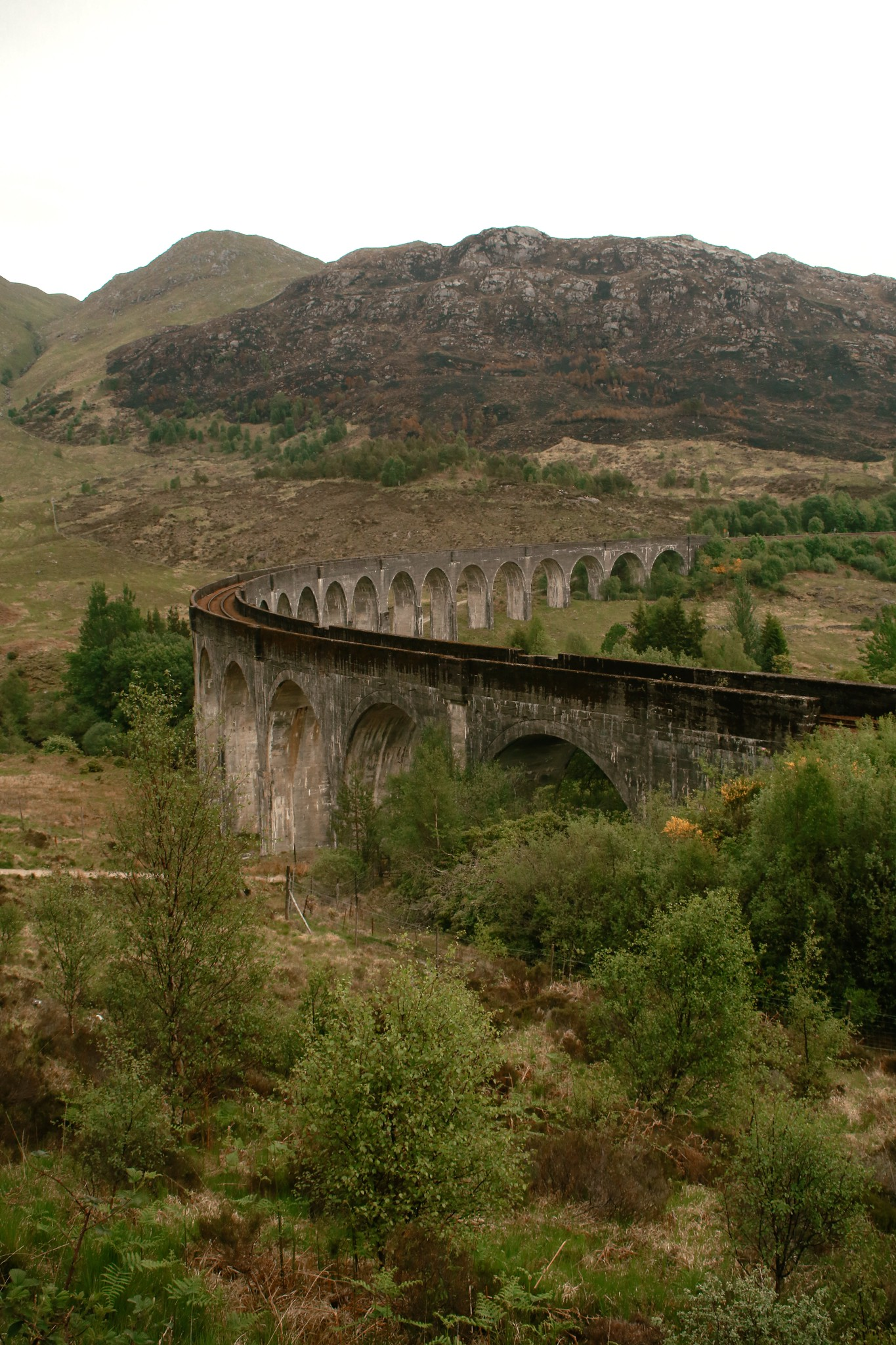 The Little Magpie Scotland Guide Road to the Isles Mallaig (9)
