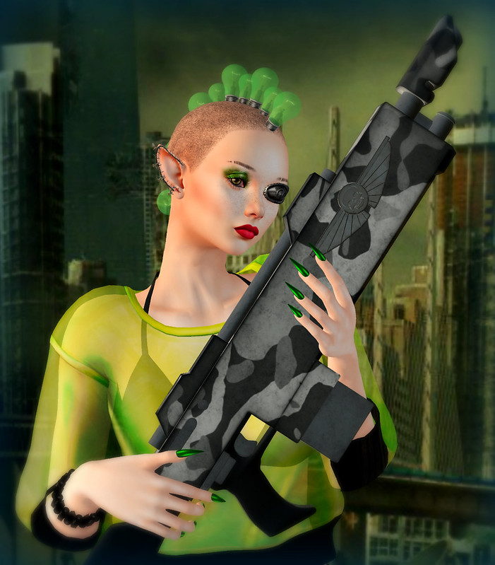 Helena Stringer - SL Syndicate - Prime Punk - My Only Love