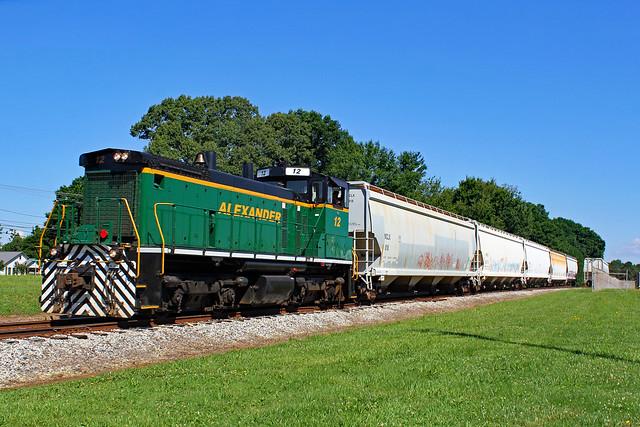 Alexander Railroad 12 B