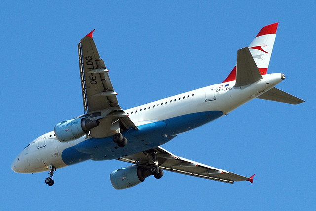 OE-LDG   Airbus A319-112 [2652] (Austrian Airlines) Home~G 24/05/2015
