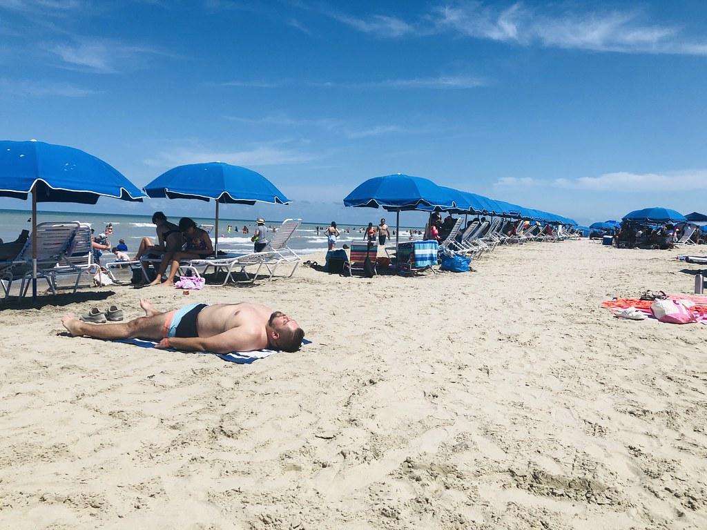 South Padre Island Beach, TX