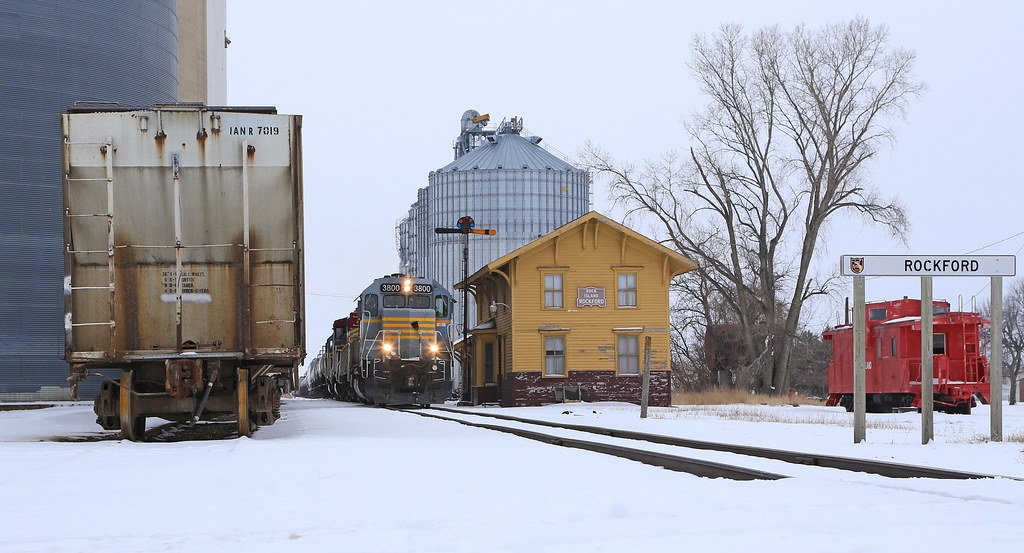 Rockford Iowa