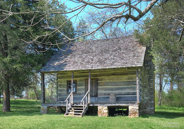 Bledsoe's Fort Historical Park - Castalian Springs, Tennessee