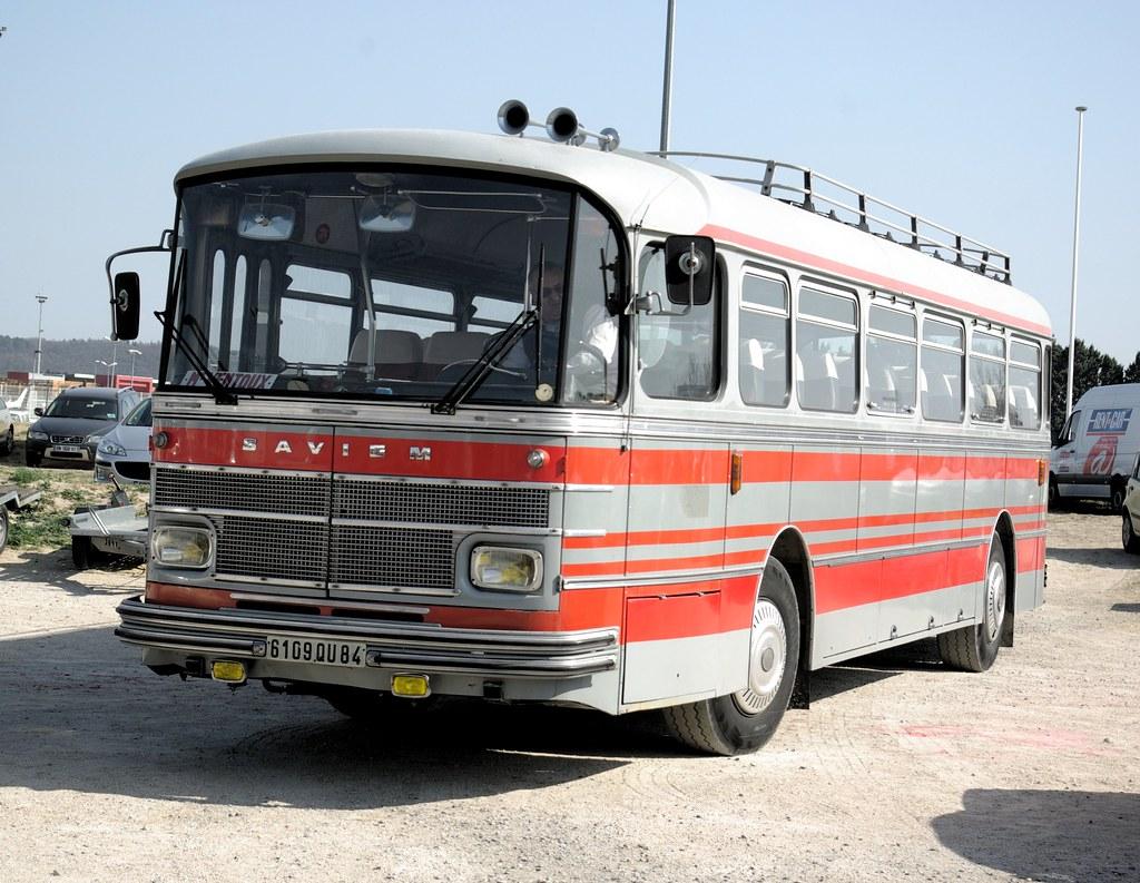 6109QU84 (1977) Saviem S53M Luxe