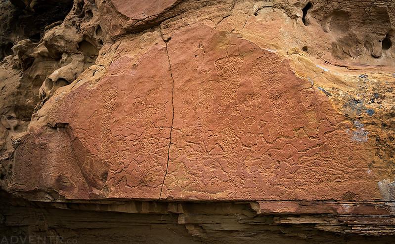 Fremont Ridge Petroglyphs