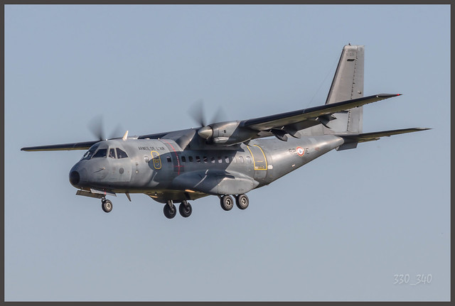 Casa CN235 M-100 - French Air Force