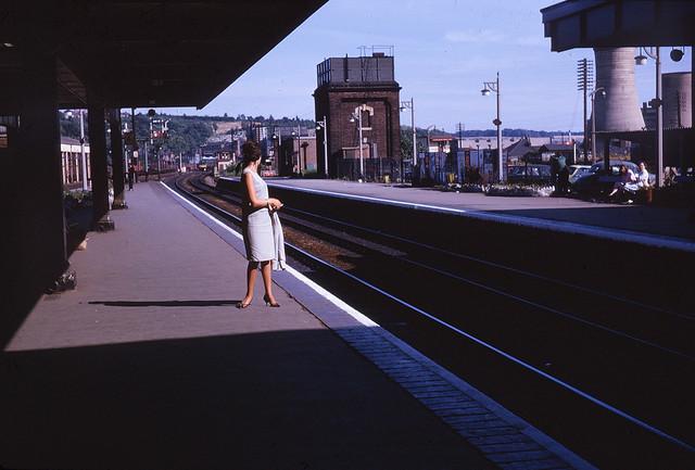 Unknown station, 1964