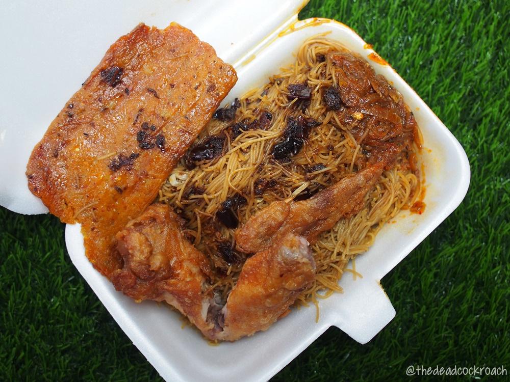 singapore,food review,review,樟宜椰浆饭,char bee hoon,fried bee hoon,mala,blk 323 bukit batok street 33,food,changi nasi lemak,mala fried bee hoon,changi fried bee hoon,