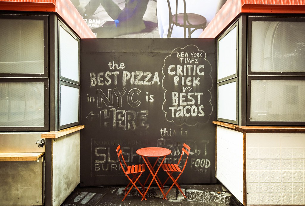 New York 2017 - The Best Pizza In NYC
