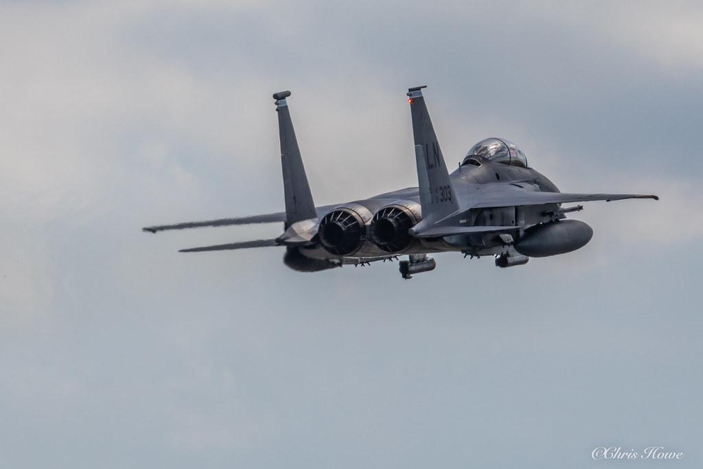 F-15E Strike Eagle - 91-303 - 492nd FS (48FW)