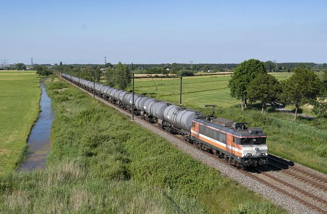 Rail Force One 1831 | Gieltjesdorp