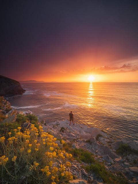 Great Sunset (BIZKAIA)