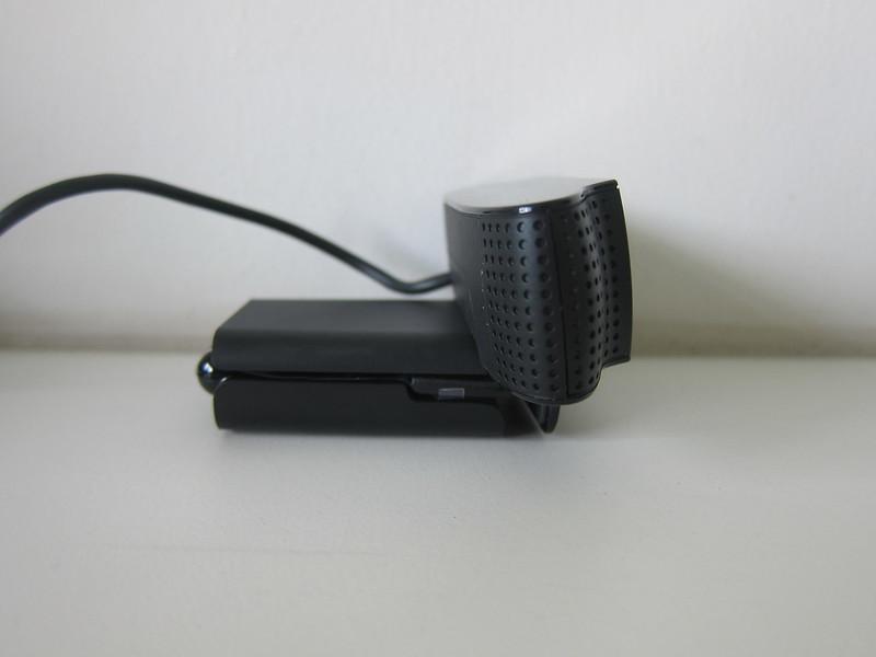 Logitech C920 Pro HD Webcam - Side