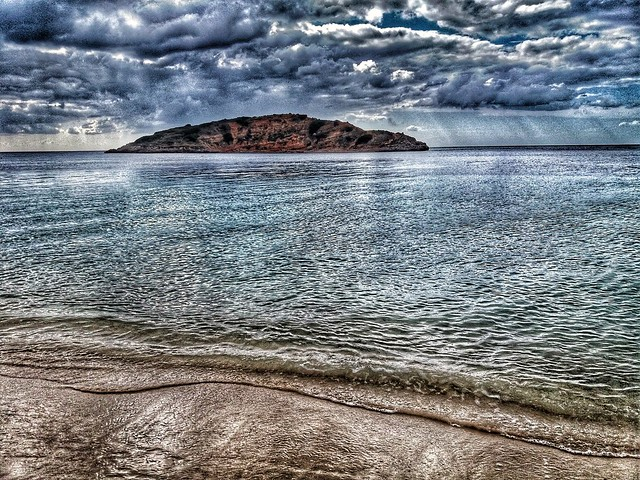 D en Salas, el islote de Portals Nous Mallorca. En Explore