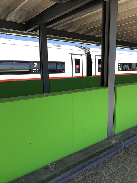 Karlsruhe Hbf goes green