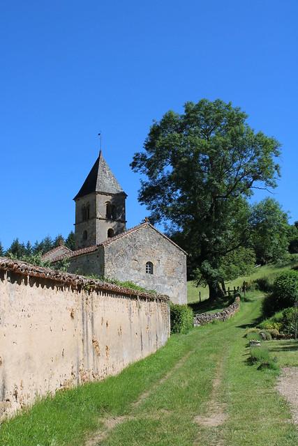 Chapelle Saint-Martin la Vallée