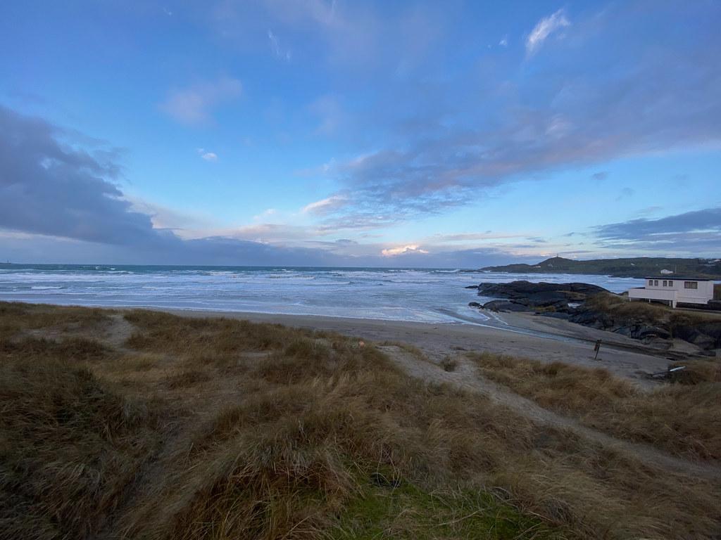 The Hellestø beach @ Tjelta