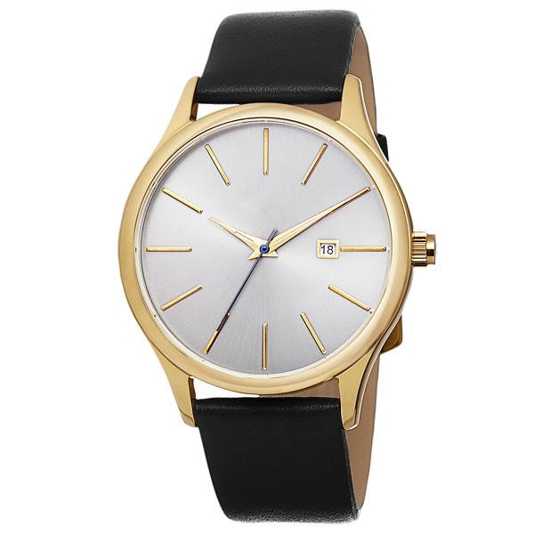 Quartz Leather Watch