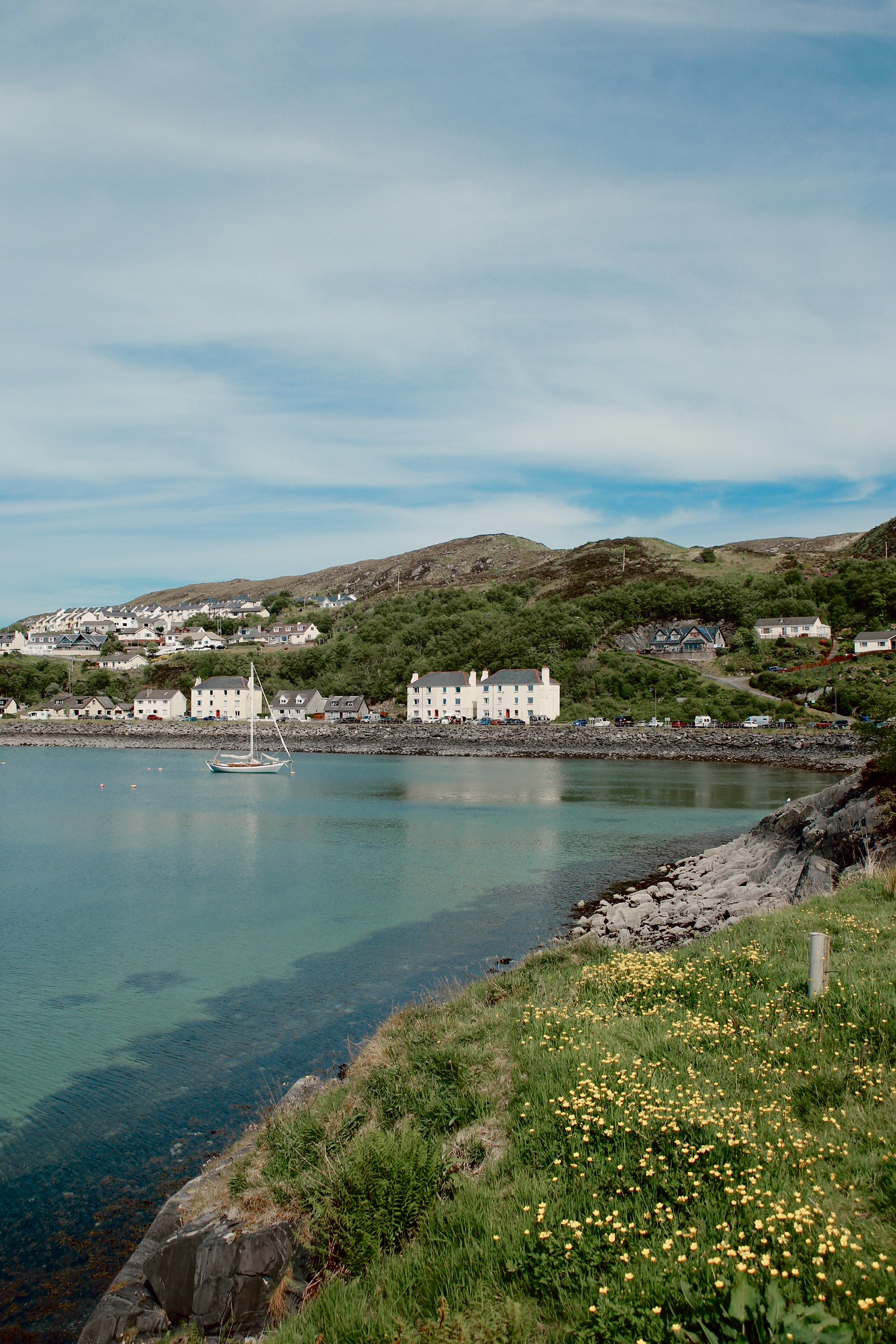 The Little Magpie Scotland Guide Road to the Isles Mallaig 3