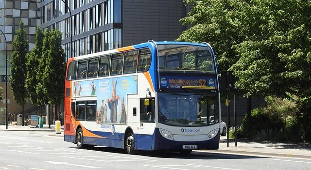 Stagecoach 12103 YN61BGY Sheffield 15 June 2021
