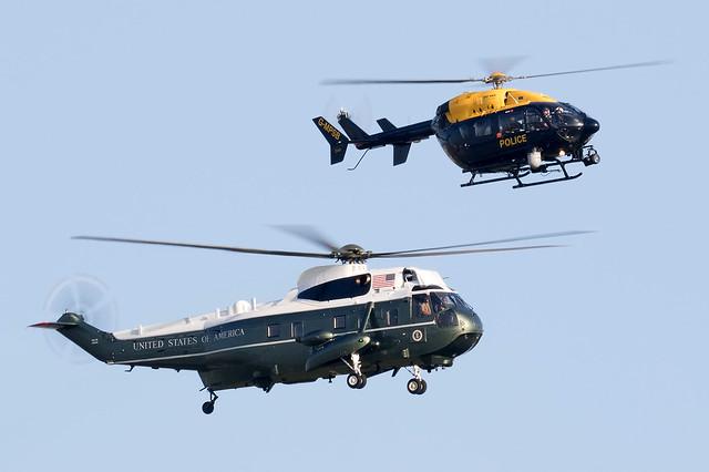 G-MPSB / Metropolitan Police /  Eurocopter EC145