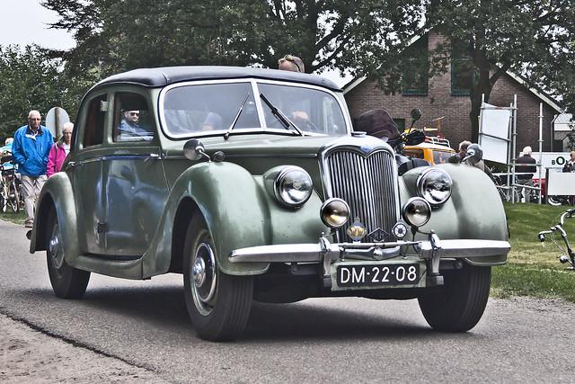 Riley RMB Saloon 1951 (3972)