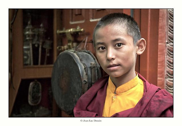 Little bouddha