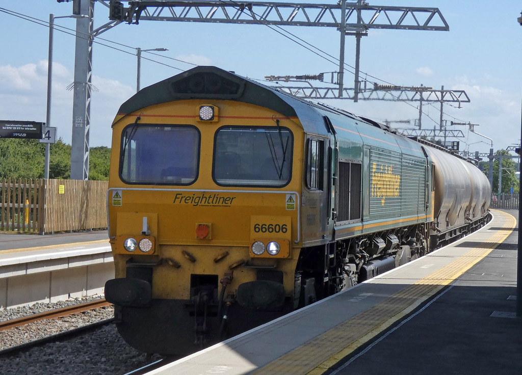 66606 at wellingborough