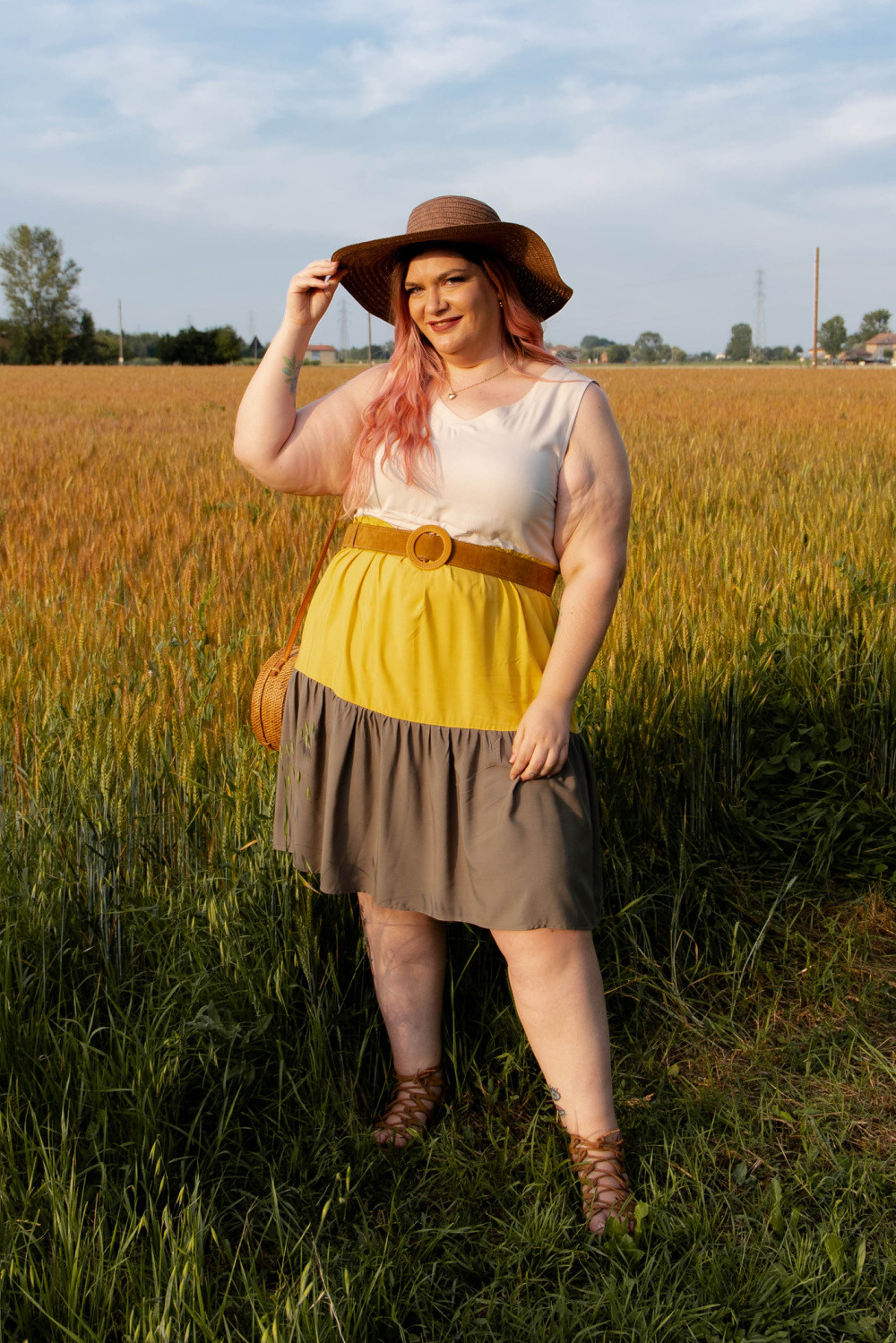 Outfit estivo curvy plus size meteore fashion (9)