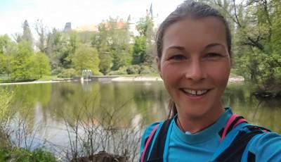Gabriela Pohanková: Běh mě dříve moc nebral