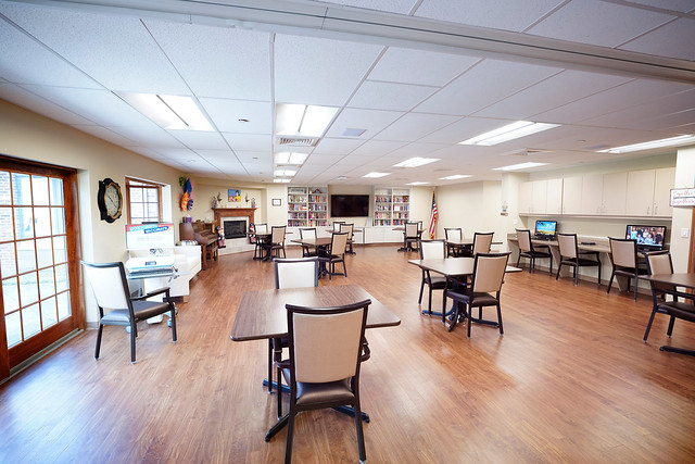 A look inside the Jefferson Health Care Center - New Jersey