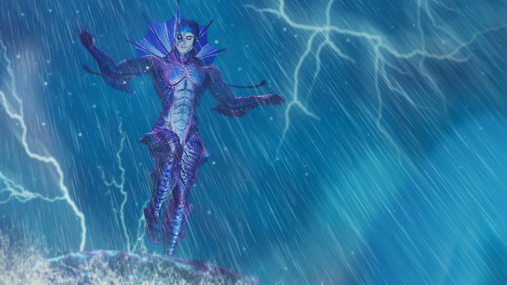 A song of storms