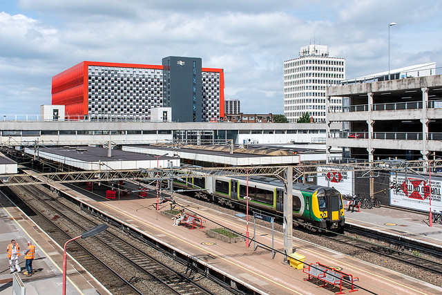 Coventry Station - 14 Jun 2021