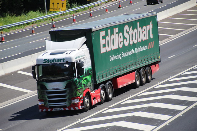 H5970 PO69YPL Kate Florence Eddie Stobart