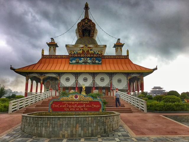 The Mayadevi Temples Lumbini, Nepal