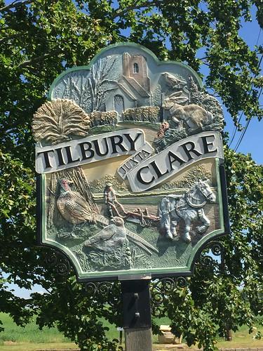 Tilbury Juxta Clare, Essex