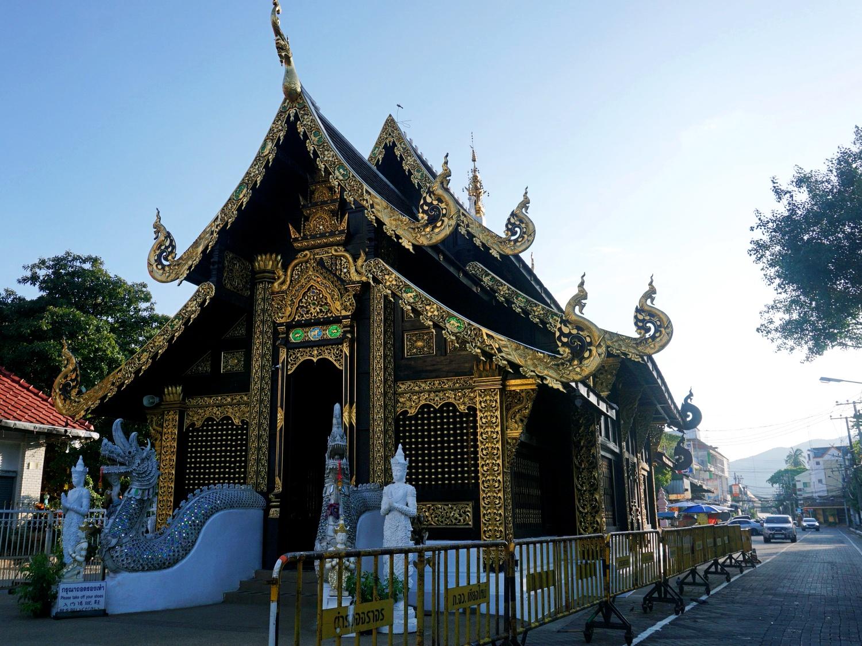 Wat Inthakin Chiang Mai