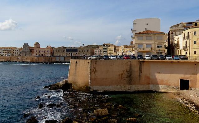 Ortigia by the Sea