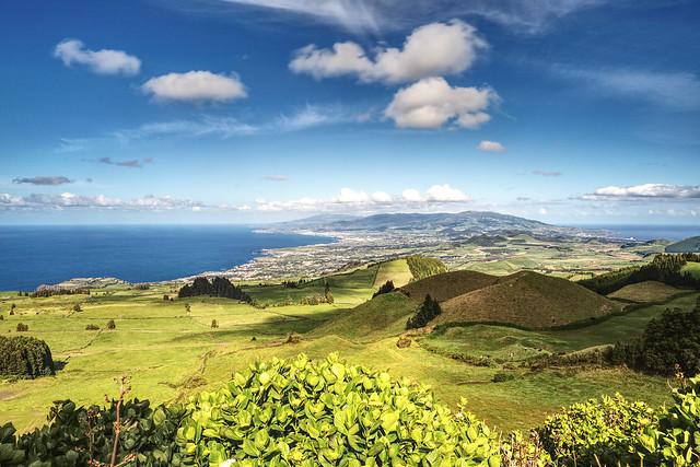 S. Miguel Island, Azores