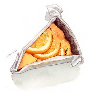 FOOD illust watercolor type-1